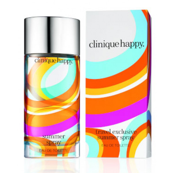 Clinique Happy Travel Exclusive Summer